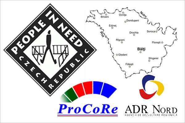 """Proiectul""""Un nou impuls pentru dezvoltarea afacerilor în Regiunea de Dezvoltare Nord a Moldovei"""""""