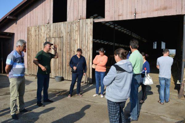 (Română) Fermierii din Republica Moldova preiau in continuare din experiența colegilor din Romania