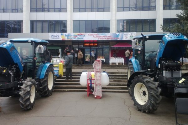 "Specialized Fair for ""Agrotech Food Expo"""