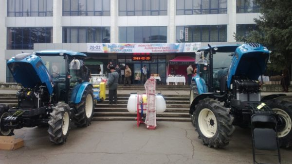 "Expo Tîrgul Specializat ""Agroteh Alimentar Expo"""