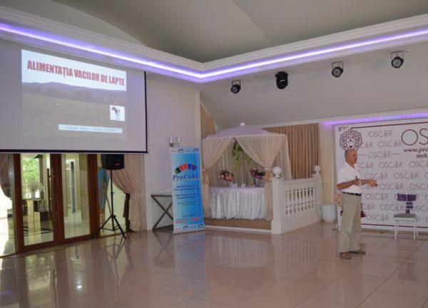 (Română) Seminar de instruire privind Tehnologiile de creștere a taurinelor, aspecte de sănătate și hrană.