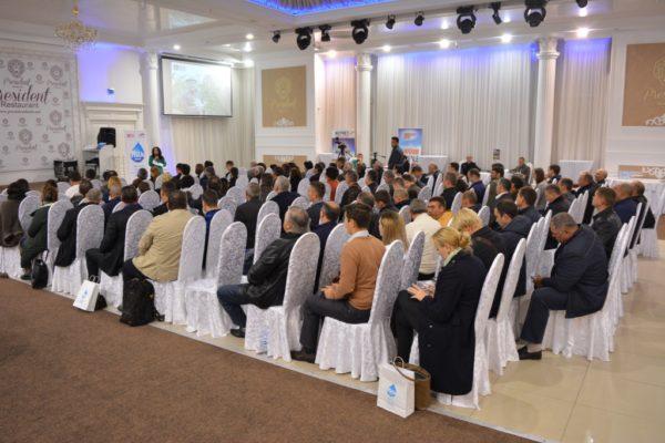 Conferința de lansare a proiectului MILK, 10 octombrie 2017