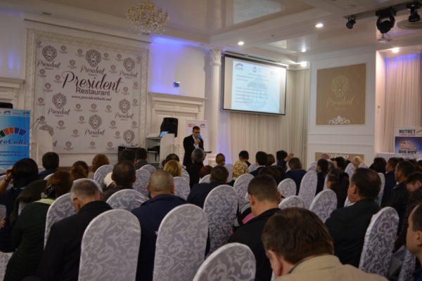 (Română) Conferința de lansare a proiectului MILK, 10 octombrie 2017