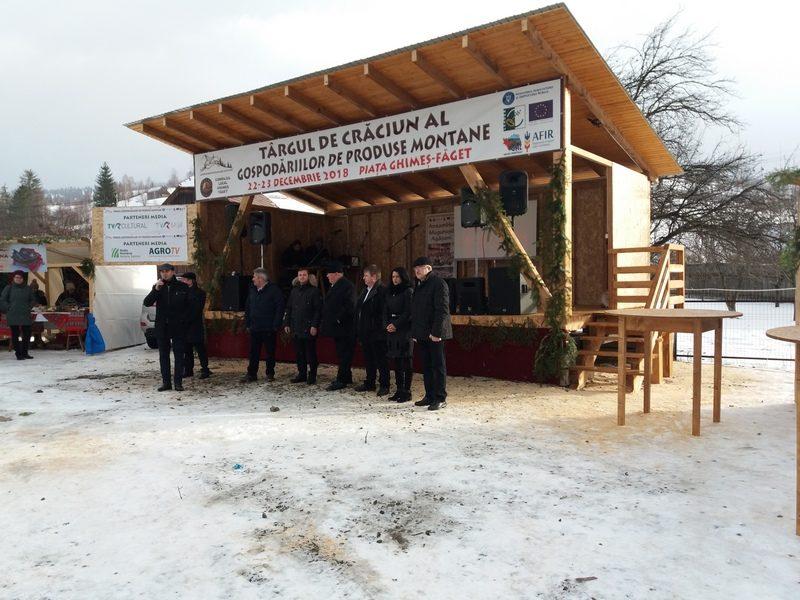 (Română) Vizită de studiu la Tîrgul de Crăciun de la Ghimeș-Făget,  județul Bacău, România