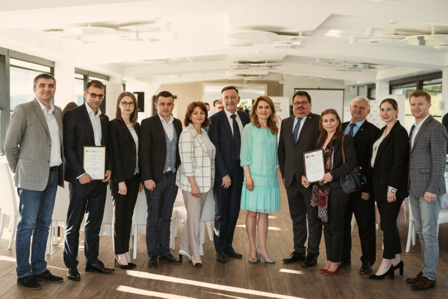 (Română) MEMORANDUM DE ÎNȚELEGERE privind înființarea Platformei Europene a Business-ului Regional