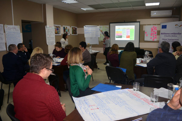 (Română) UE-GIZ // Scrierea și managementul proiectelor, seminar suprasolicitat