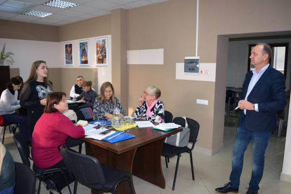 (Română) UE-GIZ // Reprezentanții OSC instruiți despre Îmbunătățirea planificarii și a monitorizării proiectelor investiționale la nivel local