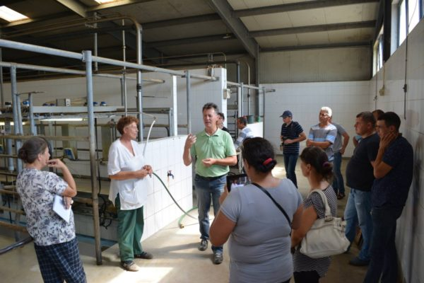 Fermierii din Republica Moldova preiau in continuare din experiența colegilor din Romania