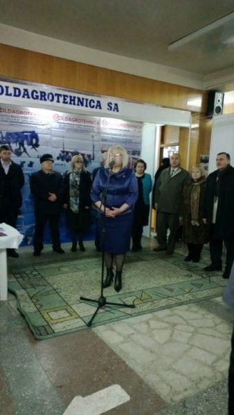 "(Română) Expo Tîrgul Specializat ""Agroteh Alimentar Expo"""