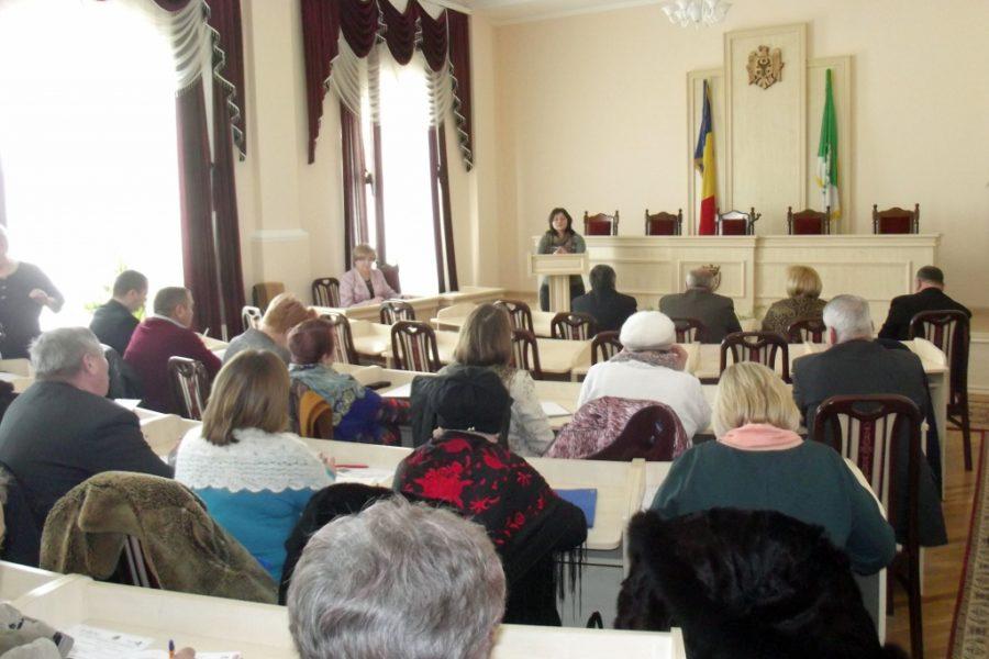 (Română) Primari interesați de crearea GAL-lor în regiune