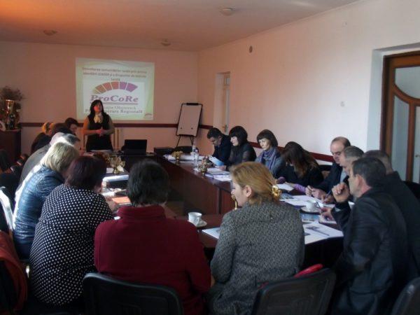 (Română) Primii pași spre crearea Grupurilor de Acțiune Locală