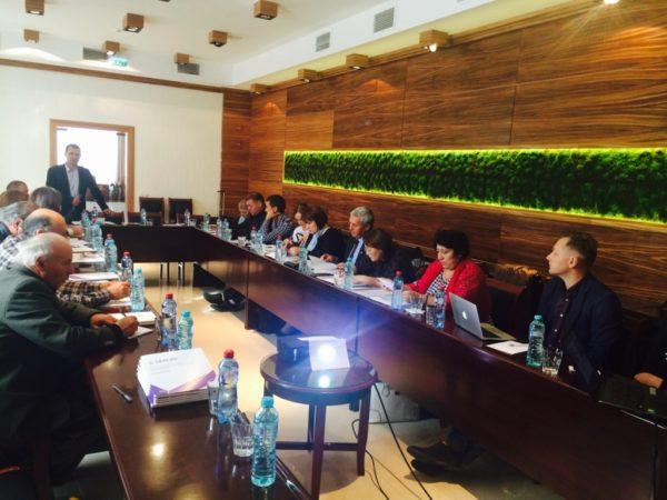 """Lansarea rețelei """"Forumul Rural din Moldova"""""""