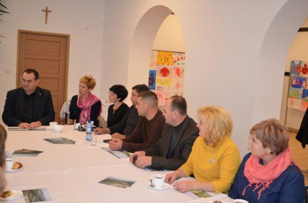 Vizită de studiu în Polonia, 5-9 noiembrie 2017