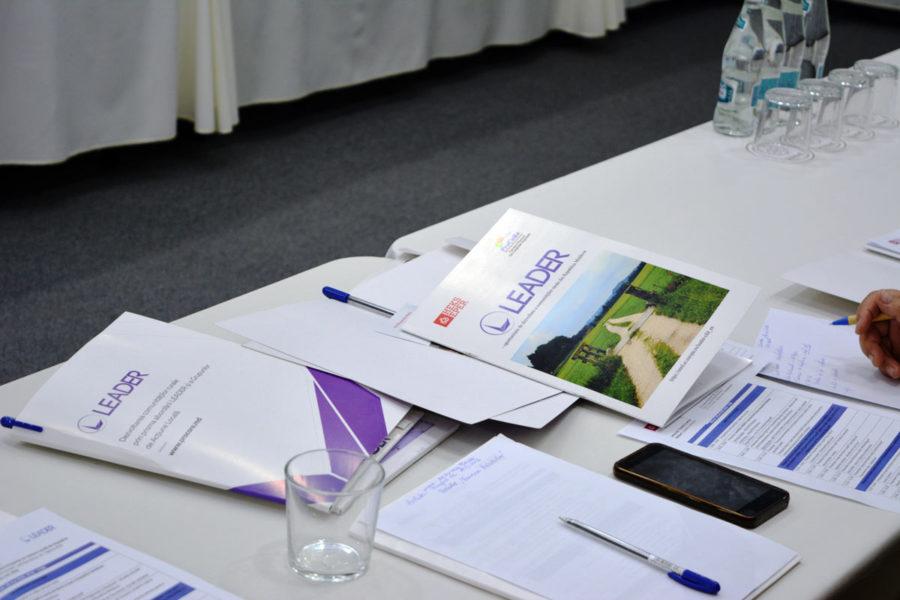 """Conferință națională """"Realități și perspective privind dezvoltarea Grupurilor de Acțiune Locală în Republica Moldova"""""""