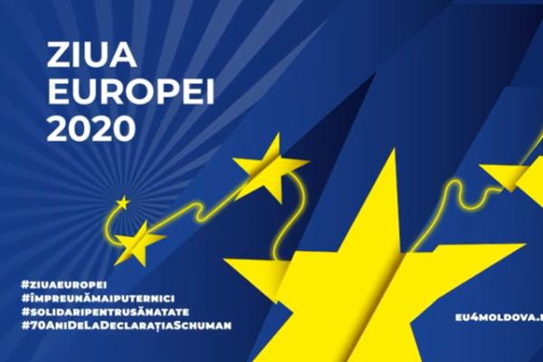 (Română) UE-GIZ // Ziua Europei și Moldova