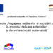 """Proiectul """"Angajarea cetățenilor și societății civile în procesul de luare a deciziilor și dezvoltare locală sustenabilă"""""""