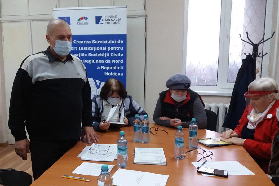 Problemele cetățenilor au fost auzite de administrația publică locală Limbenii Noi.