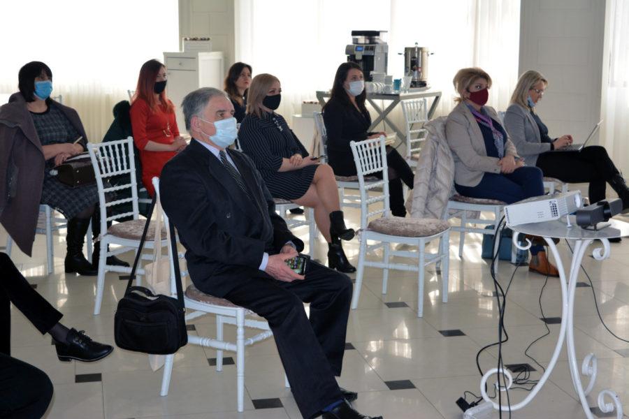 """Forum Regional """"Implicarea OSC-lor și a cetățenilor în soluționarea problemelor de mediu"""""""
