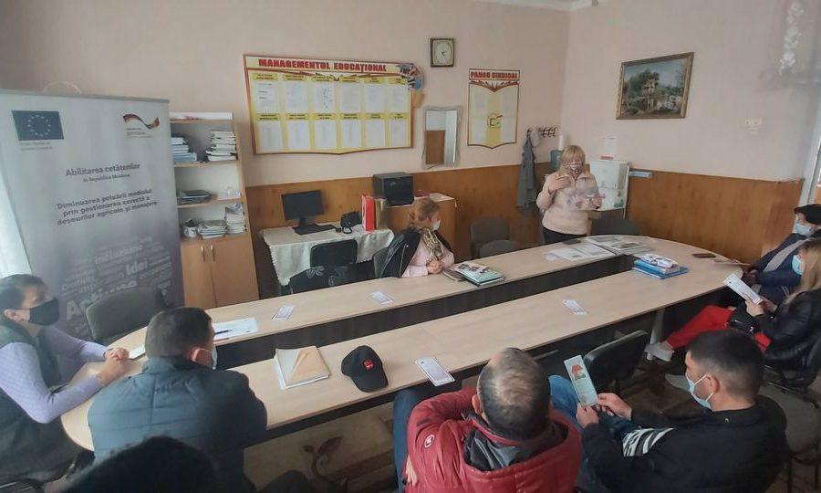 Instruiri pentru dezvoltarea competențelor practice a cetățenilor – AO Teragronord