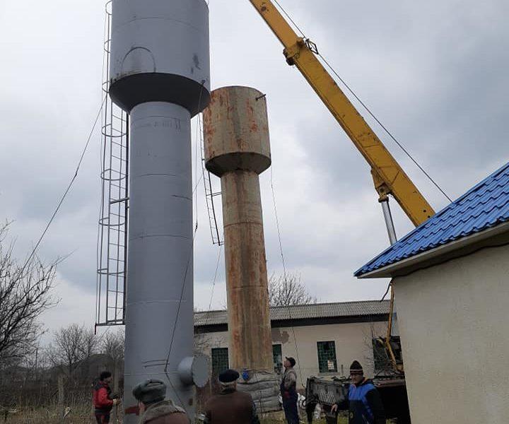 Apa mai accesibila la Cotova – AO AFD
